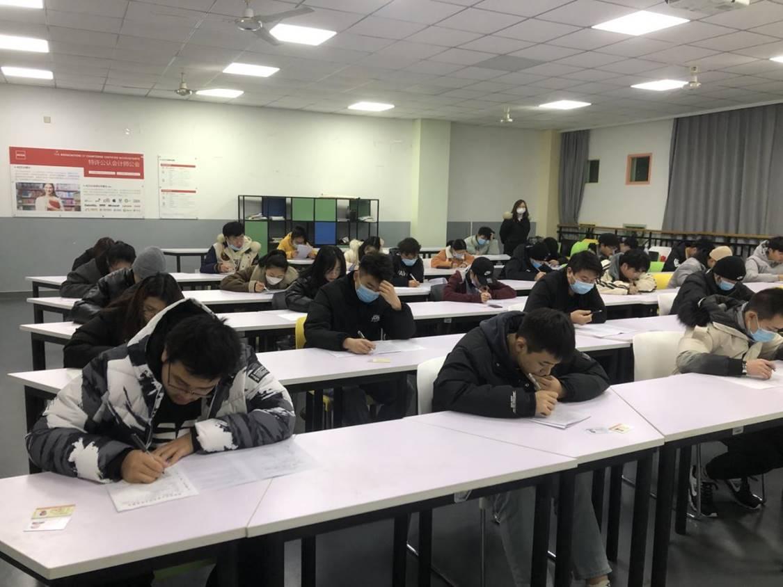 抓考风、促学风,西财天府北京11选5追号计划2020年秋...