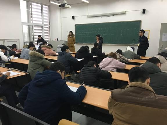 888必发娱乐app_学校2018-2019-1学期期末考试启动