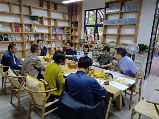 西财天府北京11选5追号计划图书馆邀请绵阳市部分高校...