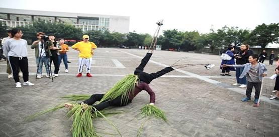 第七届UP-ON向上国际现场艺术节亮相西财天府北京11选5追号计划